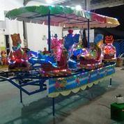 Ready Odong Kereta Mini Kualitas Pabrik Spek Lengkap Coaster