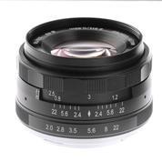 Lensa Meike 50mm F2.0 For Mirrorless FUJIFILM X Mount Series