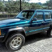 Jeep Cherokee 1998 Matic Built Up