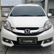 Honda Mobilio E Prestige 1.5 Cvt / 2016 / Putih / DP Ringan