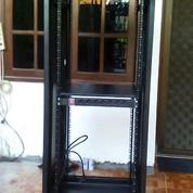 Promo Bulan Ini Rack Server Close Rack 32U Depth 800mm Haganerack