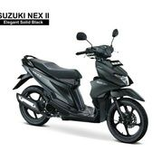 New Suzuki Nex II Elegan Premium
