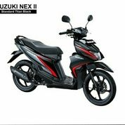 New Nex II Standar&Elegan Standar