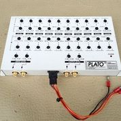 Plato 8 Crossover 10 Band Equalizer