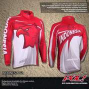 JERSEY SEPEDA POL INDONESIA V12 LONG SLEEVES