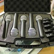 Microphone Vocal berkualitas Supercardioid Superlux Pra C5 Isi 5 Pcs Murah Di Bandung