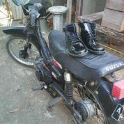 Suzuki Bravo 95 Murah Meriah Ala Kadarnya