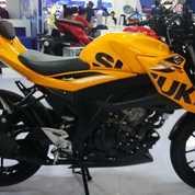 New Gsx S 150 Keyless