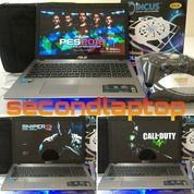 ASUS SPEK ROG VGA 6GB 128BIT NVIDIA GTX 950M MULUS LIKE NEW BONUS MURAH
