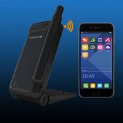 Hp Thuraya Satsleeve Hotspot For Ios & Android