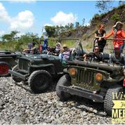 Paket Wisata Jeep Lava Tour Merapi Yogyakarta