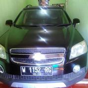Chevrolet Captiva Hitam Mulus 2.4 LTZ SS Bensin