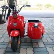 Motor Mini Listrik Model Clasic