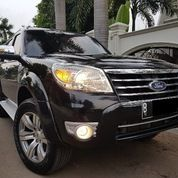 Ford Everest XLT Limited 2011 At Diesel Hitam (TDP25 Low KM)