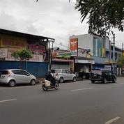 Tanah/Kios Lebar Pusat Kota Purwokerto Jendral Sudirman