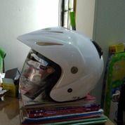 Helm INK CX22 Sport Solid Putih