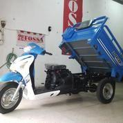 Motor Roda Tiga Model Bebek Ekonomis Dan Irit 110 Cc