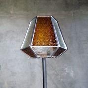 Lampu Kaca Patri Fortuna Art Yogyakarta