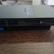 Sony Playstation 2 With 10 Pcs Cartridge