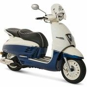 Peugeot Scooters Evasion