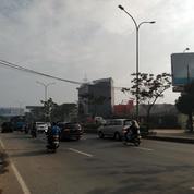 Tanah Komersil Jl Raya Serpong Dekat Alam Sutera