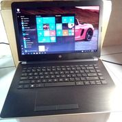 Laptop HP 14-BW004AU Warna Gold