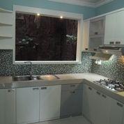 Interior Ruang Dapur - Kitchen Set (Key)