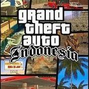 Kaset Game GTA Indonesia Kaset Untuk Leptop Netbook PC ORIGINAL TERPERCAYA BERKUALITAS & BERGARANSI