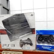 PS3 SLim Hdd 500Gb Fresh & Plus Stick WireLess KATAPANG SOREANG