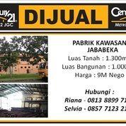 Pabrik Kawasan Jababeka Bekasi