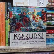 Buku Korupsi Dalam Silang Sejarah Indonesia Dari Daendels 1808-1811 Smpai Era Reformasi