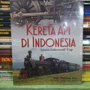 Buku Kereta Api Di Indonesia Sejarah Lokomotif Uap Oleh Yoga Prabowo Diaz