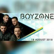 Ticket Konser Boyzone