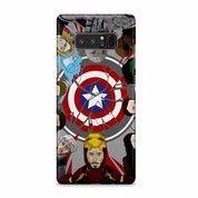 Captain America Age Of Ultron Samsung Galaxy Note 8 Custom Hard Case