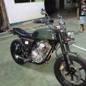 Motor Japstyle Siap Pakai Di Denpasar Bali