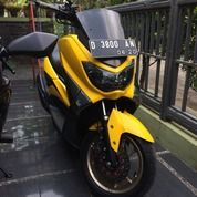 Yamaha NMax ABS 2015 (Modif Simple & Hedon)