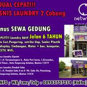 Over Usaha PELUANG BISNIS Laundry 2 Cabang