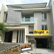 #A0844 Brand New,Luxurius House At Water Front Citraland 2.5FLOOR 5.5M/Nego