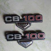 Emblem Motor Cb