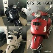 New Vespa GTS 150cc