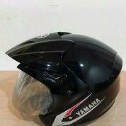 Helm Half Face Original Yamaha