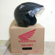 Helm Half Face Original Honda Hmj1