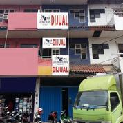 Ruko Jl.Peta Selatan (Ukuran 4,6x16,5 M)