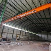 Gudang Workshop Gunung Sindur