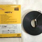 Kabel HDMI To HDMI HDTV 3D-5 Meter # Aksesoris Komputer