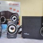 Speaker Woofer Bloetooth Advance M180bt # Komputer Laptop Aksesoris