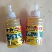 Tinta Print Master Yellow For Epson/Canon Printer Inkjet # Komputer