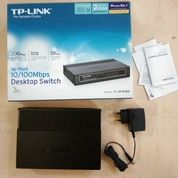 TP-LINK TL-SG1016D GIGABIT 16Port Switch Hub # Aksesoris Komputer