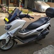 Yamaha NMAX ABS Tahun 2015 Putih