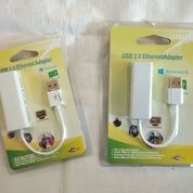 USB To LAN Converter External/Ethernet # Aksesoris Komputer Laptop